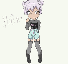 Polina by swifty-cheese