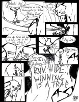 Blood Sport - Round 1 - Pg 5 by The-Snowlion