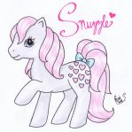 Snuzzle by muffinponygirl