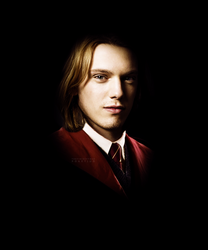 Jamie Campbell Bower as Gryffindor by PoketJud