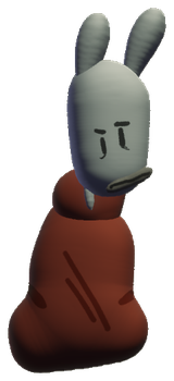 ding dong but he was made in paint 3d by deviluu666boyy