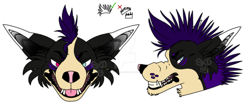 Rancid Kill head ref by sexualdoggo