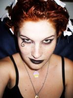Bedtime Goth by EveElle