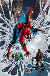 The Web of Spider-Man by ColorDojo