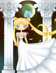 Princess Serenity by MsCappuccino