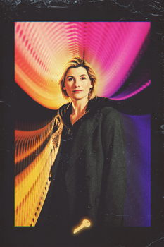 Doctor Who - Jodie Whittaker as the 13th Doctor by AbelMvada