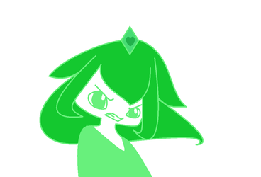 Green by chubbybunny125