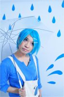 In the Blue by NarutokingdoM