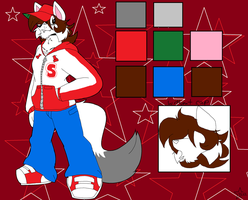 Sprite UPDATED Reference by Supersprite65
