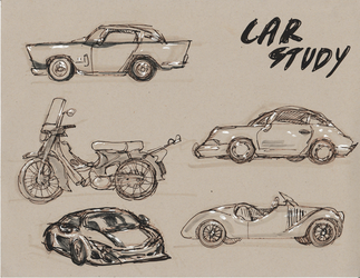 Cars 12: McQueen Enters the Real World by ThreeLeggedBike