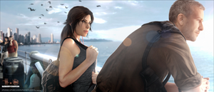 20 years of Tomb Raider - Dead Ahead by LitoPerezito