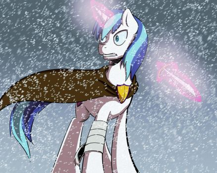 Shining Armor by Ruirik