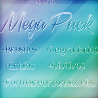 +Mega Pack by iBrightColors