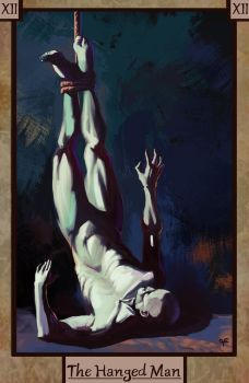 The Hanged Man by George-Eracleous