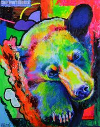 Bear Colors by ChipWhitehouse