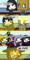 4 Koma Friday: Bad haircut! by Unknown-Nobody-XD115
