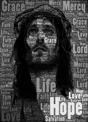 Jesus Christ, Our Hope by Coswyn