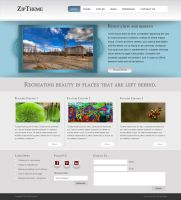 Corporate Business Theme by cdog