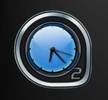 Azenis 2 Clock by Lovely62
