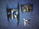 The mask of shadows - Actual set by JoeWere