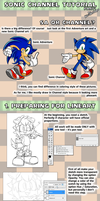 Sonic Channel tutorial part1 by KetrinDarkDragon
