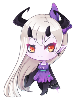 Gaia Cheeb by HatterMadness