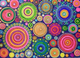 my psychedelic experience by Lou-in-Canada