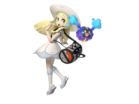 Lillie and Nebby by Type-Jay
