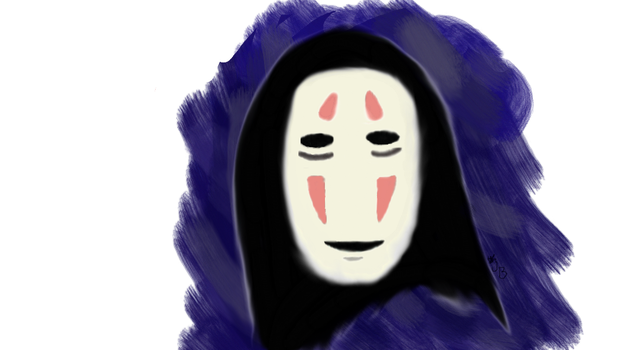 No-Face by KatKsudinami303