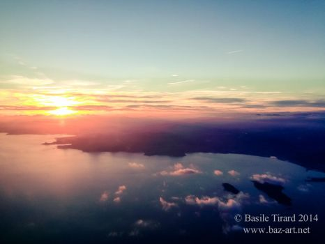 Baie des anges by Basile-Tirard