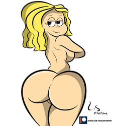 Carrie Ass by Sonic2125