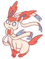 Sylveon by EarthGwee