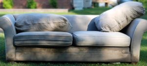outside couch by milk-eyed-mender