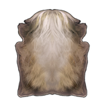 Muskox Pelt - Cream by TokoTime