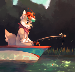 Fishing week by salanchu