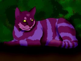 #6 - Cheshire Cat by lbrnd