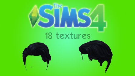 MMD Sims 4 Male Hair 3 [DL] by Lex-The-Bookworm