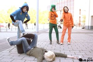 .:.Poor Tweek....:. by MiraiSora