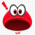 Super Mario Odyssey Hat Icon by NuryRush