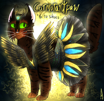 Cormorantpaw in the Pageant by Alopiidae