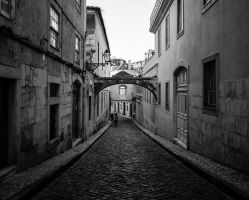 Streets of Lisbon #2 by Roger-Wilco-66