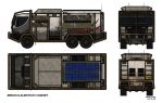 Jericho  Alberts RV Concept by TacticalCrash