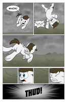 Fallout Equestria: Grounded page 6 by BruinsBrony216