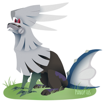 Silvally, the synthetic cutie!