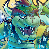 Bowser by MBLOCK