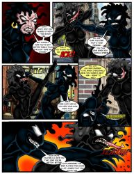 Strange Tales of the DA Multiverse page 4 by Captain86