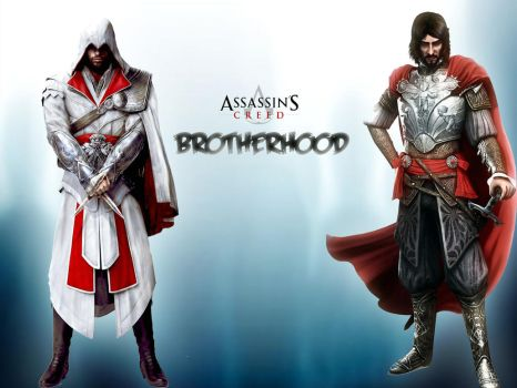 Assassin's Creed Brotherhood by Gogeta126