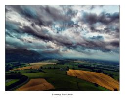 Stormy Scotland by Wayman