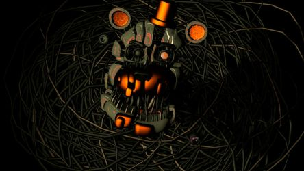molten freddy |one light challenge| by REALBonniefan