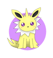 Jolteon for Jolt11 by Mizdreavus